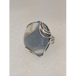 .טבעת עם אגת בוטצוואנה