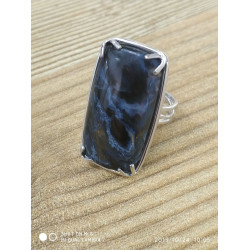 .טבעת עם פטרסייט