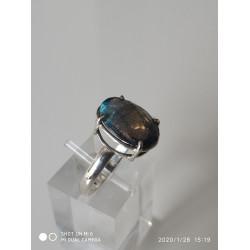 .טבעת עם לברדורייט