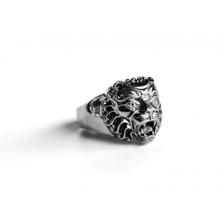 "Men's Ring ""lion"""